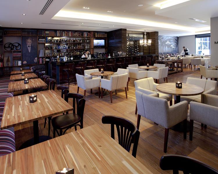 Lobby Bar Hotel ESTELAR Parque de la 93 Bogotá