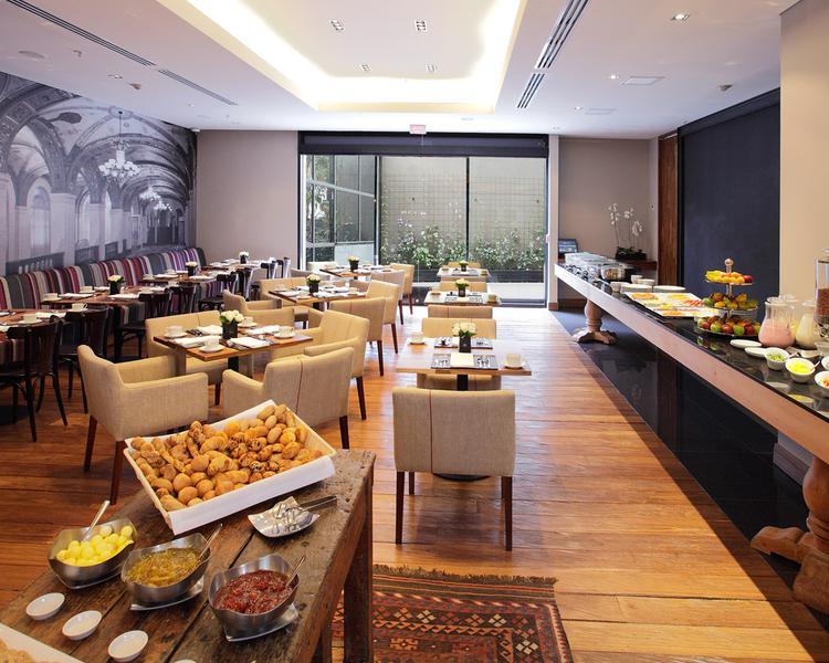 Desayuno Hotel ESTELAR Parque de la 93 Bogotá